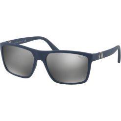 Okulary przeciwsłoneczne męskie: Polo Ralph Lauren - Okulary 0PH4133