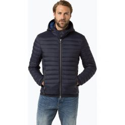 Kurtki męskie bomber: Marc O'Polo - Męska kurtka pikowana, niebieski