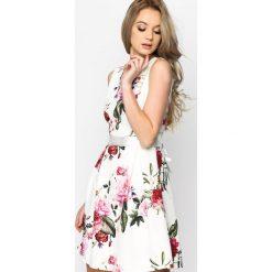 Sukienki: Biała Sukienka Verbena