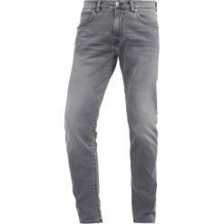 Spodnie męskie: Edwin ED85 DROP CROTCH Jeansy Slim Fit ink black denim
