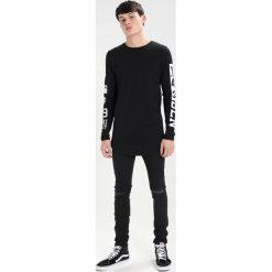 KIOMI Jeans Skinny Fit black denim. Czarne jeansy męskie marki KIOMI. Za 129,00 zł.