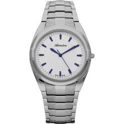 Biżuteria i zegarki męskie: Zegarek Adriatica Męski A1173.51B3Q srebrny
