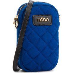 Torebka NOBO - NBAG-E3710-C012 Niebieski. Niebieskie torebki klasyczne damskie Nobo, z materiału. W wyprzedaży za 99,00 zł.