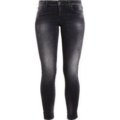 LTB DORA Jegginsy vista black wash. Czarne legginsy marki LTB, s, z bawełny. W wyprzedaży za 149,25 zł.