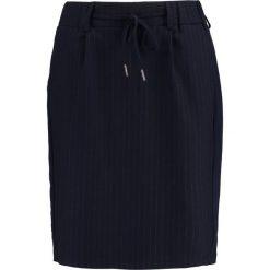Spódniczki ołówkowe: Kaffe LARIS Spódnica ołówkowa  midnight marine