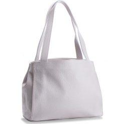 Torebka CREOLE - K10500 Szary. Szare torebki klasyczne damskie Creole, ze skóry. Za 279,00 zł.