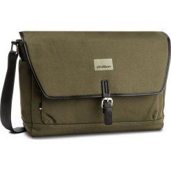 Torba na laptopa STRELLSON - Harrow 4010002378 Khaki 603. Zielone plecaki męskie Strellson, z materiału. W wyprzedaży za 299,00 zł.