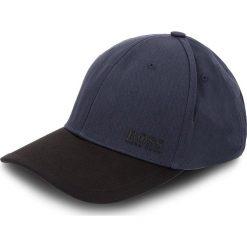 Czapka z daszkiem BOSS - Cap 15 50382415  410. Niebieskie czapki z daszkiem męskie Boss, z bawełny. W wyprzedaży za 199,00 zł.
