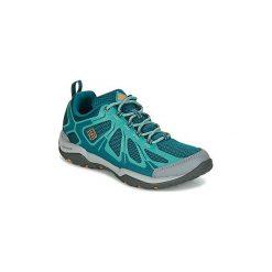 Buty Columbia  Peakfreak Xcrsn II Xcel Low. Szare buty sportowe damskie marki Columbia, z dzianiny. Za 351,20 zł.