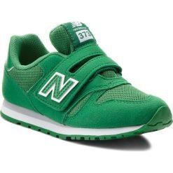 Trampki chłopięce: Sneakersy NEW BALANCE – KV373VGY Zielony