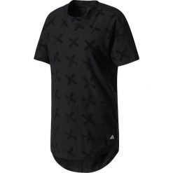 Bluzki damskie: Adidas Koszulka damska TACTICS TEE BLACK czarna r. S (BP7050)