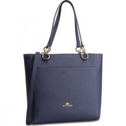 Torebka WITTCHEN - 87-4E-415-7 Granatowy. Niebieskie torebki klasyczne damskie Wittchen, ze skóry. W wyprzedaży za 519,00 zł.