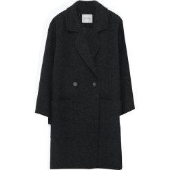 Płaszcze damskie: Płaszcz w kolorze antracytowym