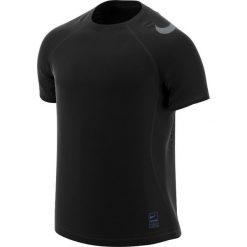 Koszulki do fitnessu męskie: koszulka termoaktywna męska NIKE PRO HYPERCOOL FITTED GFX TOP / 887109-010 – FITTED GFX