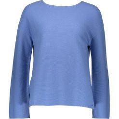 Sweter w kolorze niebieskim. Swetry klasyczne damskie Marc O'Polo Fashion, xs, z bawełny, z okrągłym kołnierzem. W wyprzedaży za 259,95 zł.