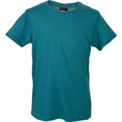 T-shirty chłopięce: Hi-tec Koszulka dziecięca Puro Junior Boy Blue Melange r. 164