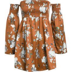Sukienki: Missguided BARDOT FLORAL  Sukienka letnia rust