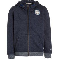 Scotch Shrunk AMS BLAUW ZIP THROUGH Bluza rozpinana night. Niebieskie bluzy chłopięce rozpinane marki Scotch Shrunk, z bawełny. W wyprzedaży za 216,75 zł.