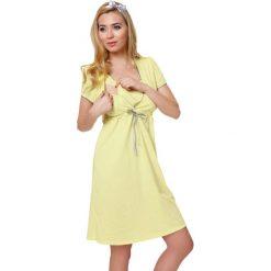 Bielizna ciążowa: If kn felicita kr ręk żółty M – 5903939044938