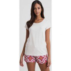 Piżamy damskie: Skiny KARMA SLEEP SET Piżama champagne