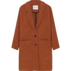 Płaszcze damskie: Płaszcz w kolorze brązowym