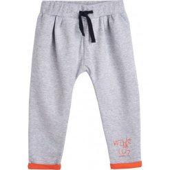 Spodnie niemowlęce: Spodnie dresowe długie dla dziecka 6-36 m