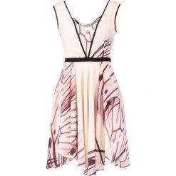 Sukienki hiszpanki: MARCIANO LOS ANGELES Sukienka letnia off white/pink
