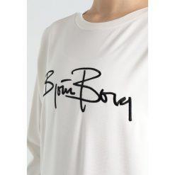 Bluzki asymetryczne: Björn Borg SIGNATURE CREW Bluzka z długim rękawem jet stream