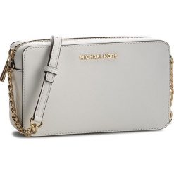 Listonoszki damskie: Torebka MICHAEL KORS - Jet Set Travel 32T6GTVC6L Optic White