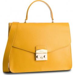 Torebka FURLA - Metropolis 978075 B BOO9 ARE Ginestra e. Żółte torebki klasyczne damskie Furla, ze skóry ekologicznej. Za 1700,00 zł.