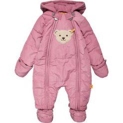 Odzież niemowlęca: Steiff Collection MINIBASICS OUTDOOR BABY Kombinezon zimowy foxglove rose