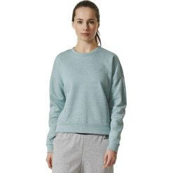 Bluzy damskie: Adidas Bluza damska Stadium Sweat zielona r. L (BP5567)