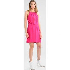 Sukienki hiszpanki: Samsøe & Samsøe WILLOW SHORT DRESS Sukienka koktajlowa fuchsia purple