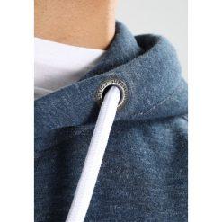 Superdry TRACKSTER ZIPHOOD Bluza rozpinana lake blue grit. Pomarańczowe bluzy męskie rozpinane marki Superdry, l, z bawełny, z kapturem. W wyprzedaży za 350,10 zł.