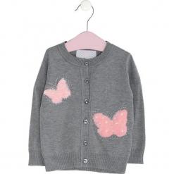 Szary Sweter To Float. Szare swetry dziewczęce Born2be, na jesień. Za 59,99 zł.