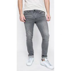 Only & Sons - Jeansy Loom med grey. Szare jeansy męskie Only & Sons, z aplikacjami, z bawełny. W wyprzedaży za 79,90 zł.