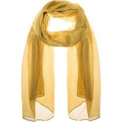 Apaszki damskie: Złoty szal z połyskiem QUIOSQUE