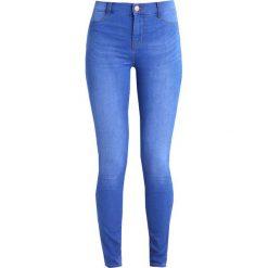 Dorothy Perkins FRANKIE Jeans Skinny Fit bright blue. Niebieskie jeansy damskie marki Dorothy Perkins. Za 129,00 zł.