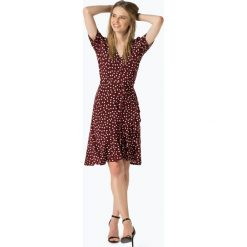 Sukienki: Part Two – Sukienka damska – Lavanda, czerwony