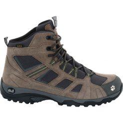 Buty trekkingowe męskie: Jack Wolfskin Buty męskie Vojo Hike Mid Texapore Men Flashing Green r. 42.5 (4011361-4088)