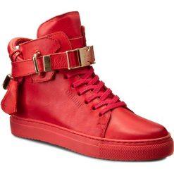 Sneakersy damskie: Sneakersy CARINII – B3770 H54-000-PSK-B67