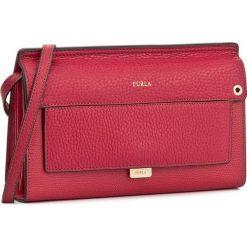 Torebka FURLA - Like 908056 B BLM7 AVH Ruby. Czerwone listonoszki damskie marki Reserved, duże. W wyprzedaży za 579,00 zł.