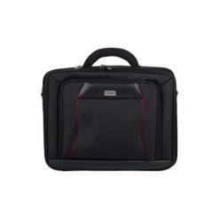 Torba na notebooka NATEC Alligator 15.4-15.6 cala. Czarne torby na laptopa marki Natec, w paski, z materiału. Za 73,99 zł.