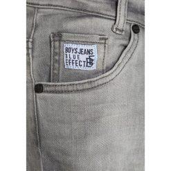 Blue Effect Jeansy Slim Fit medium grey. Szare jeansy chłopięce marki bonprix. Za 189,00 zł.