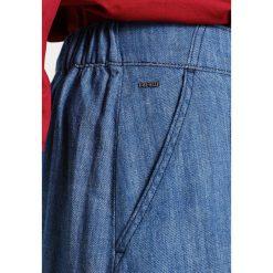 GStar HA PARACHUTE SKIRT Długa spódnica blue. Niebieskie długie spódnice marki G-Star, m, z bawełny. W wyprzedaży za 351,75 zł.