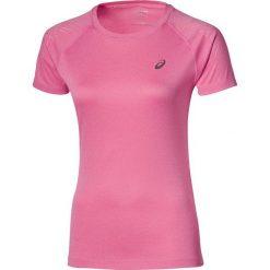 Asics Koszulka Stripe Top SS różowa r. M (126232 6036). Niebieskie topy sportowe damskie marki Asics, m, z elastanu. Za 74,00 zł.