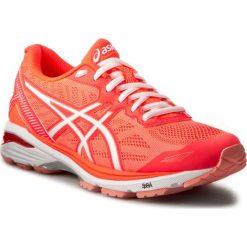 Buty ASICS - Gt-1000 5 T6A8N Flash Coral/White/Peach Melba 0601. Czarne buty do biegania damskie marki Asics. W wyprzedaży za 289,00 zł.