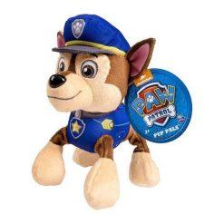 Przytulanki i maskotki: Psi Patrol Maskotka 14,5 cm Chase (6022630/74565)