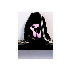 Plecaki damskie: Plecak Worek BALETNICA
