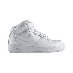 Buty Nike Force 1 Mid (PS) (314196-113). Szare buciki niemowlęce chłopięce Nike. Za 249,99 zł.